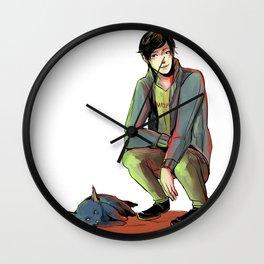 Jem and Church Wall Clock
