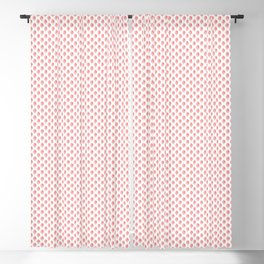 Strawberries N Cream Popsicle Pattern Blackout Curtain