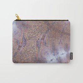 Berlin Kaiser Wilhelm // Pattern Abstract Photography Carry-All Pouch