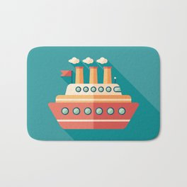 Passenger Ship Bath Mat
