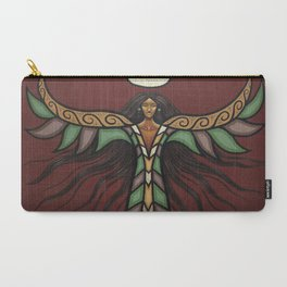 Thunderbird Woman Carry-All Pouch