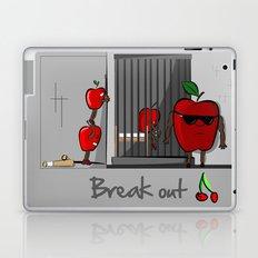 Break Out Laptop & iPad Skin