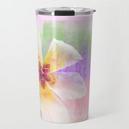 Sun bathing tulip Travel Mug