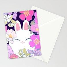Night Bun Stationery Cards