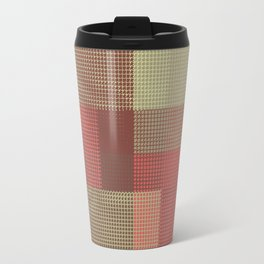 Patchwork for the Pixel Age Travel Mug