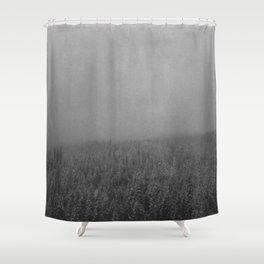 Winter Weald Shower Curtain