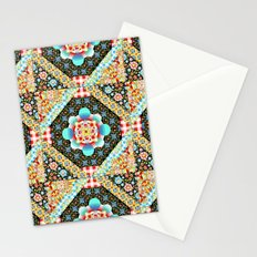 Bricolage Patchwork Quilt Stationery Cards