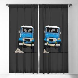 FJ40 Blackout Curtain