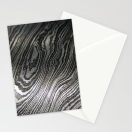 Damascus Blade 1 Stationery Cards