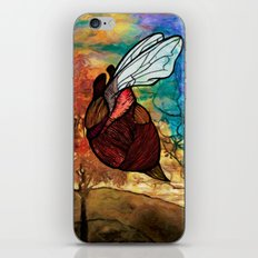Heartbug iPhone & iPod Skin