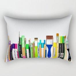 Real Weapons Of Mass Creation II Rectangular Pillow