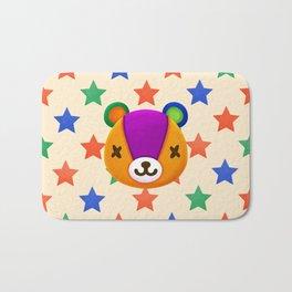 Stitches Animal Crossing Bath Mat