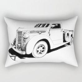 48 Diamond T Rectangular Pillow
