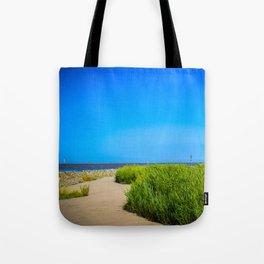 North Sea - Romance Tote Bag