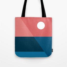 Geometric Landscape 11 Tote Bag