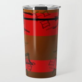 Chinese Design   Travel Mug