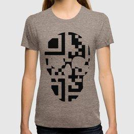 QR-Code Skull T-shirt