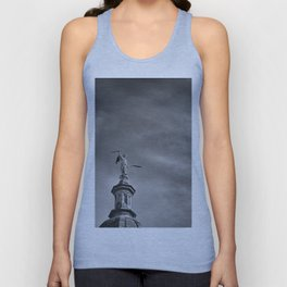 """Angels....."" Uriel. Unisex Tank Top"
