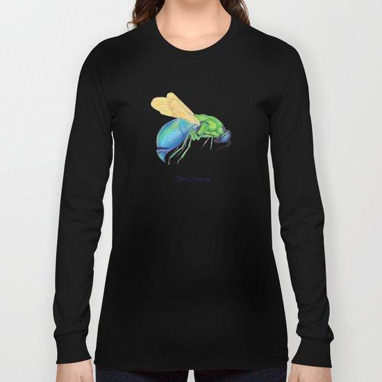 Bee Strong Long Sleeve T-shirt