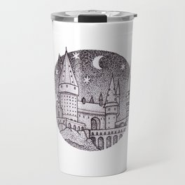 School of Witchcraft and Wizardry Travel Mug