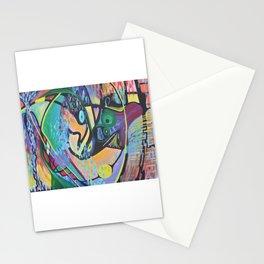 Agony and Irony Stationery Cards