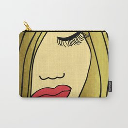 Goldi Locks Carry-All Pouch