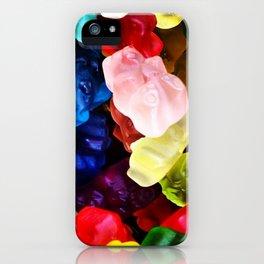 Yummy Gummy iPhone Case