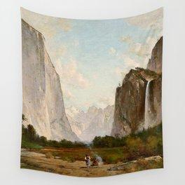 Yosemite (1887) Wall Tapestry