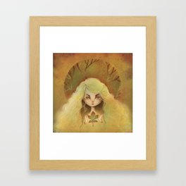 """""""Great-Rooted Blossomer"""" Framed Art Print"""