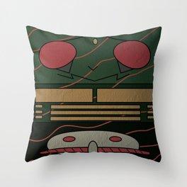 Kamen Rider Amazon Throw Pillow