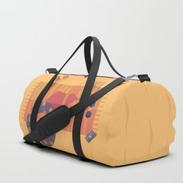Beach Day Duffle Bag