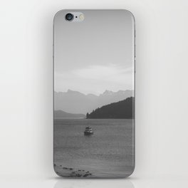 Sight of the Shore iPhone Skin
