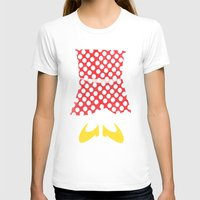 minnie mouse T-shirts featuring minnie mouse minimal grunge... by studiomarshallarts