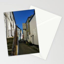 CHURCH HILL PORT ISAAC CORNWALL Stationery Cards