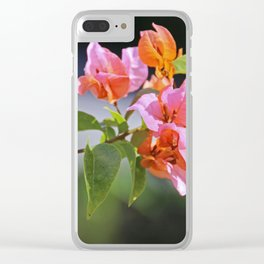In the Orchard Clear iPhone Case