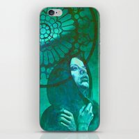 gothic iPhone & iPod Skins featuring Gothic by ARTito