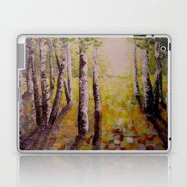 A Lighted Path Laptop & iPad Skin