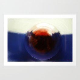 Embryogenesis #1 of 3 Art Print