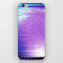 Glytch 17 iPhone Skin