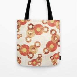 The past age of vinyl records. Tote Bag
