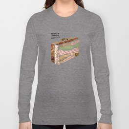Eveline - 100 Years of Dubliners Long Sleeve T-shirt
