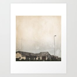 Urbania One Art Print