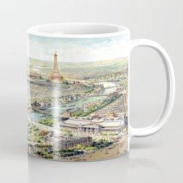 Paris World Fair 1900 Coffee Mug