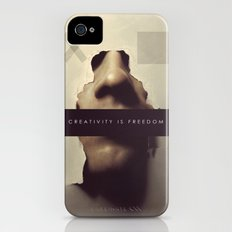 Be Free iPhone (4, 4s) Slim Case