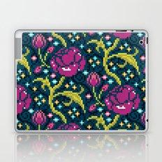 Pixel Flora Laptop & iPad Skin