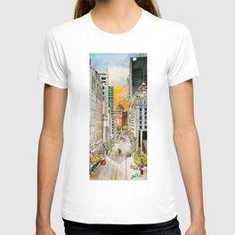San Francisco at Dusk T-shirt
