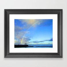 Hawaiian Promise Framed Art Print