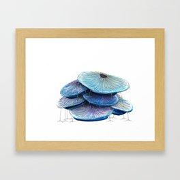 City #29: Gililu Framed Art Print