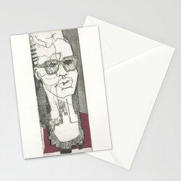 Swazi girl Stationery Cards
