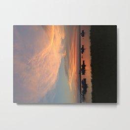 Hampton Beach, New Hampshire Metal Print